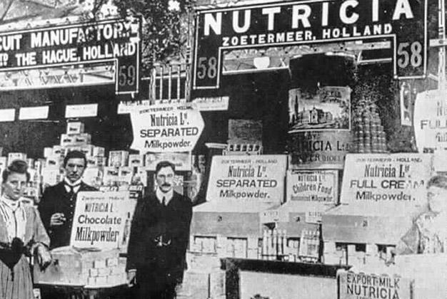 Nutricia - Vores historie - 1905