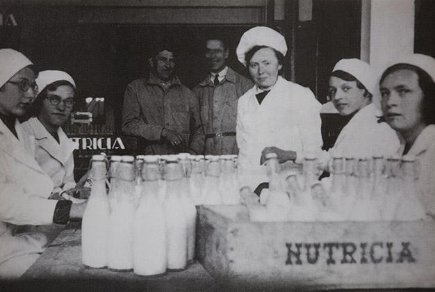 Nutricia - Vores historie - 1948