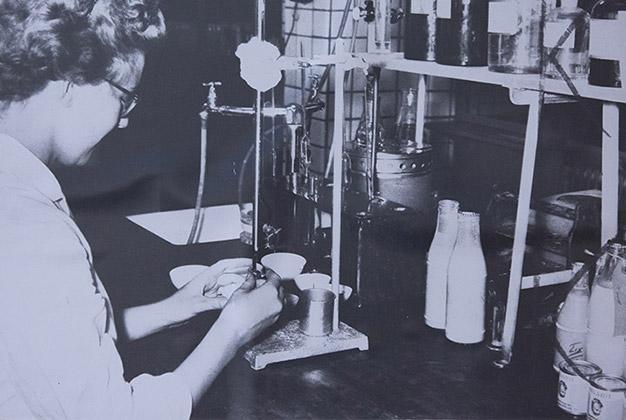 Nutricia - Vores historie - 1956