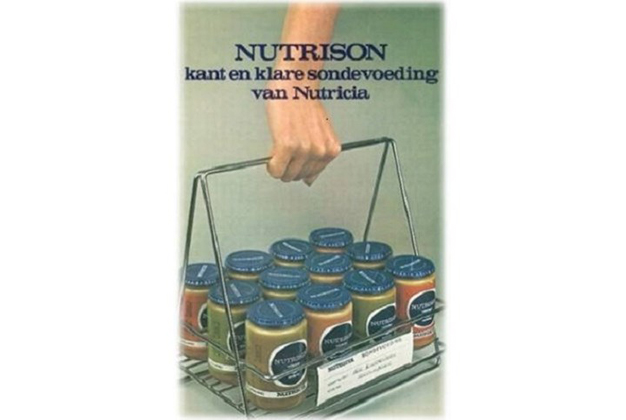 Nutricia - Vores historie - 1970