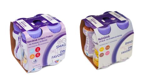 Nutricia lancerer nu 2 nye startpakker